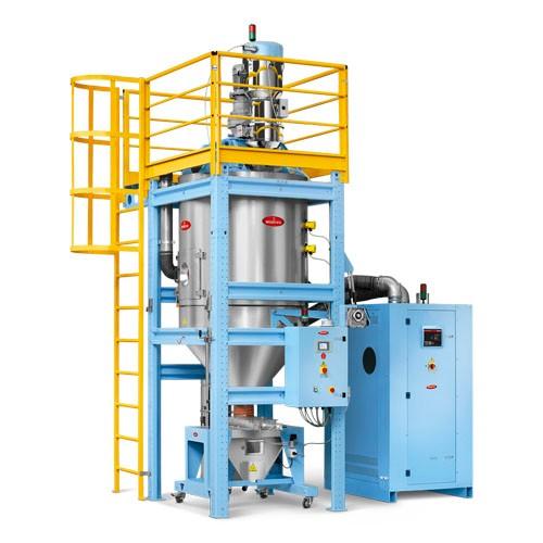 Cristalizador para PET - MPK Series