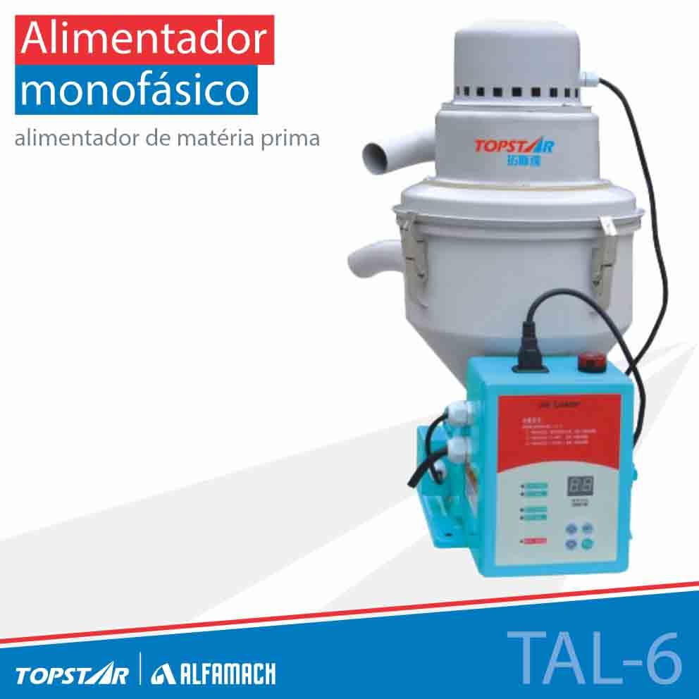 Alimentador de matéria prima - Série TAL