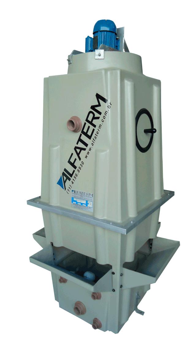 Torres de resfriamento de água - ALFATERM