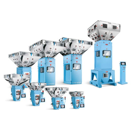 Dosadores Gravimétricos - DGM Series